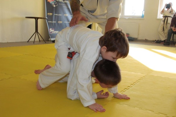 Maciej Szymborski vs Jakub Lisowski Furo Karate (5)