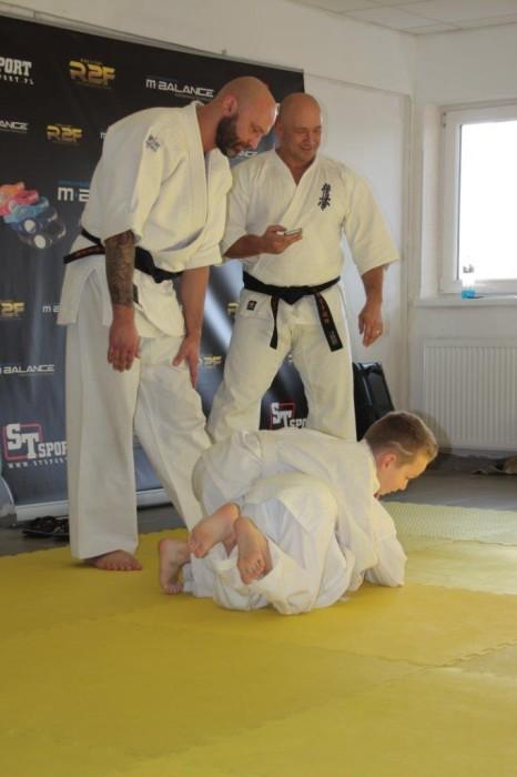 Szymon Piera vs Pietrzykowski i Robert Musierowicz i Sensei Kamil Bazelak Furo Karate