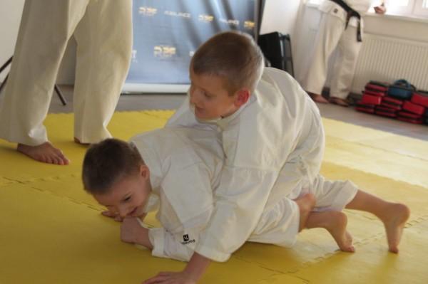 Szymone Piera vs Bartosz Chodak Furo Karate