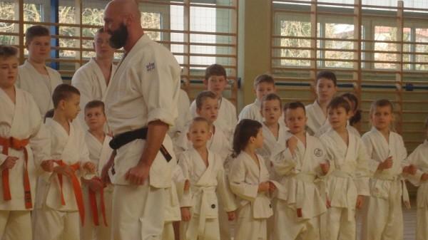 Ogólnopolski Turniej Furo Karate w Wiśniowej Górze