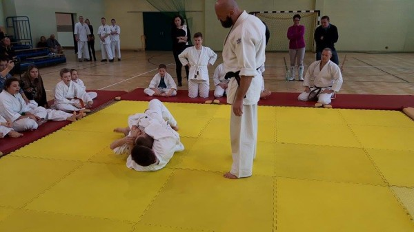 Ogólnopolski Turniej Furo Karate w Wiśniowej Górze (8)