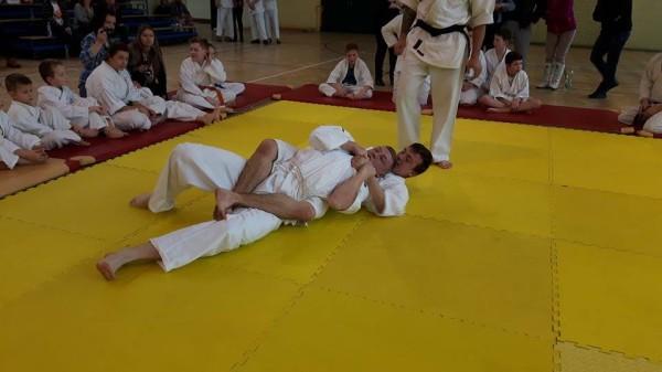 Ogólnopolski Turniej Furo Karate w Wiśniowej Górze Arnold Jagiełło Adrian Rędzikowski