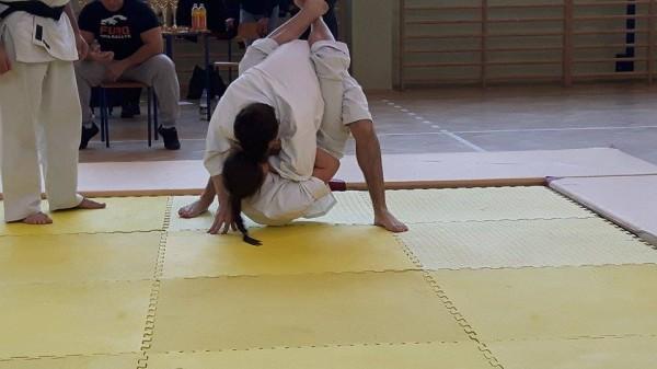 Ogólnopolski Turniej Furo Karate w Wiśniowej Górze Arnold Jagiełło Natalia Jasińska