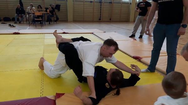 Ogólnopolski Turniej Furo Karate w Wiśniowej Górze Bartłomiej Szurgot vs Przemysław Kubiak