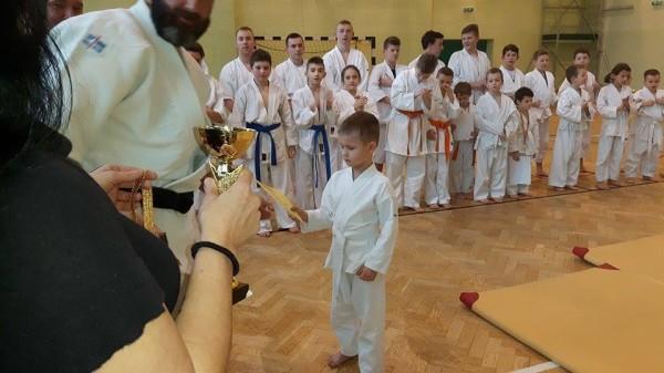Ogólnopolski Turniej Furo Karate w Wiśniowej Górze Igor Piechulski Robert Musierowicz