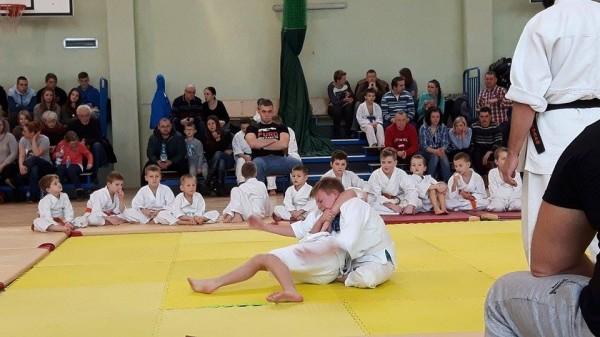 Ogólnopolski Turniej Furo Karate w Wiśniowej Górze Jakub Jabłoński