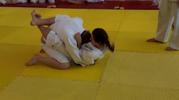 Ogólnopolski Turniej Furo Karate w Wiśniowej Górze Natalia Jasińska Arnold Jagiełło
