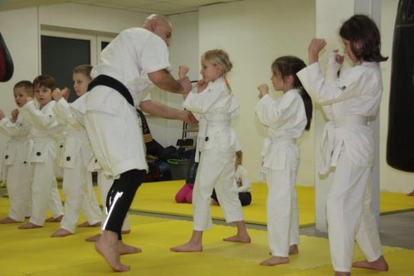 Egzaminy na pasy Furo Karate w VTP Gym w Andrespolu (2)