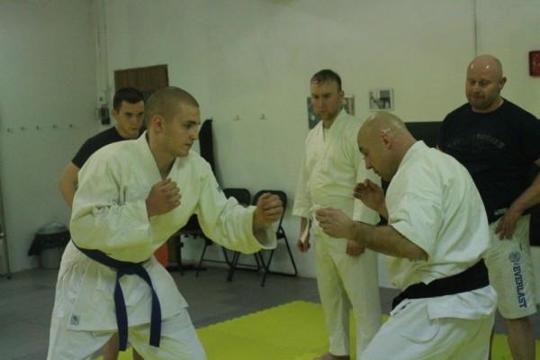 Seminarium Furo Karate w VTP Gym w Andrespolu (2)