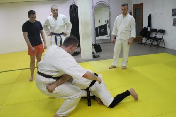 Seminarium Furo Karate w VTP Gym w Andrespolu (9)