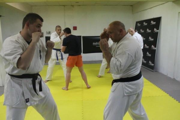 Seminarium Furo Karate w VTP Gym w Andrespolu Kamil Bazelak (2)