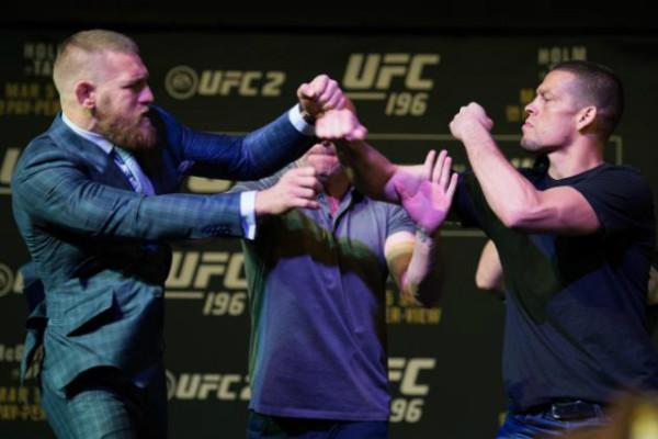 McGregor i Nate Diaz