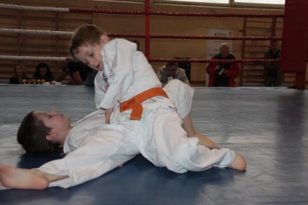 11.Puchar Polski Furo Karate 2016 Wiśniowa Góra Kajetan Bińczak vs Adam Kominiak