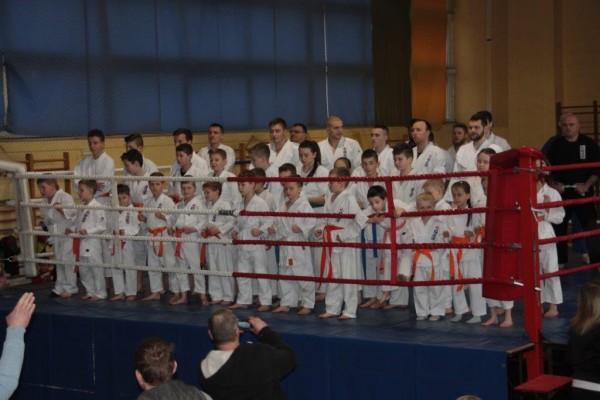 2.Międzynarodowy Puchar Polski Furo Karate 2016 Wiśniowa Góra (2)