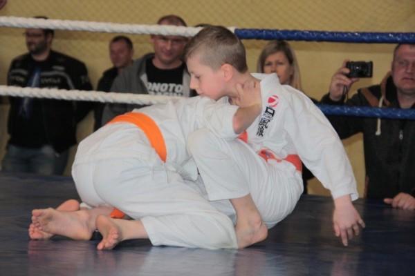 20.Puchar Polski Furo Karate 2016 Wiśniowa Góra Wiktor Klein vs Bartosz Chodak