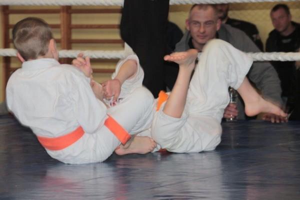 22.Puchar Polski Furo Karate 2016 Wiśniowa Góra Wiktor Klein vs Bartosz Chodak