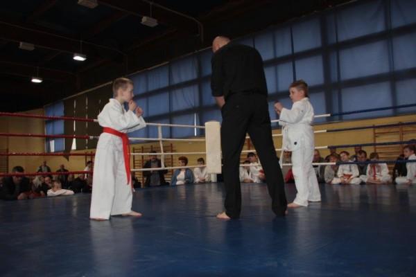 26.Puchar Polski Furo Karate 2016 Wiśniowa Góra Szymon Konik vs Pietrzykowski