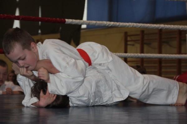 28.Puchar Polski Furo Karate 2016 Wiśniowa Góra Marcel Górski vs Pietrzykowski