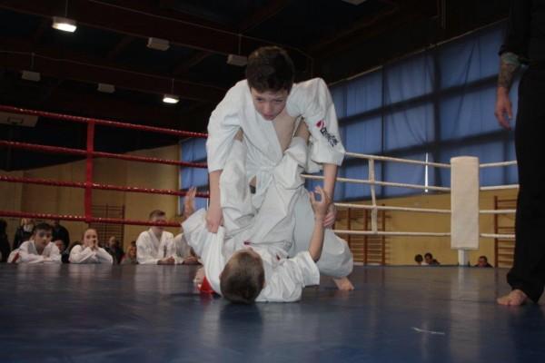 30.Puchar Polski Furo Karate 2016 Wiśniowa Góra Muchiewicz vs Pietrzykowski