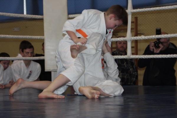 34. Puchar Polski Furo Karate 2016 Wiśniowa Góra Jakub Jabłoński
