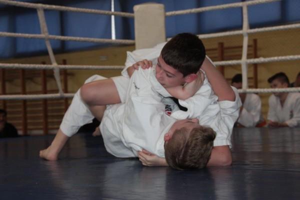 35.Puchar Polski Furo Karate 2016 Wiśniowa Góra Marcin Lalek