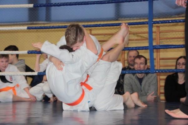 36.Puchar Polski Furo Karate 2016 Wiśniowa Góra Marcin Lalek