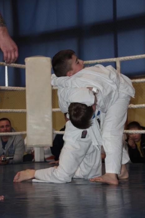 37.Puchar Polski Furo Karate 2016 Wiśniowa Góra Marcel Górski vs Mateusz Zdyb