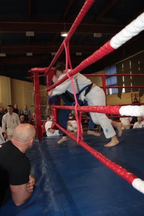 54.Puchar Polski Furo Karate 2016 Wiśniowa Góra Przemysław Kubiak vs Jakub Kornacki