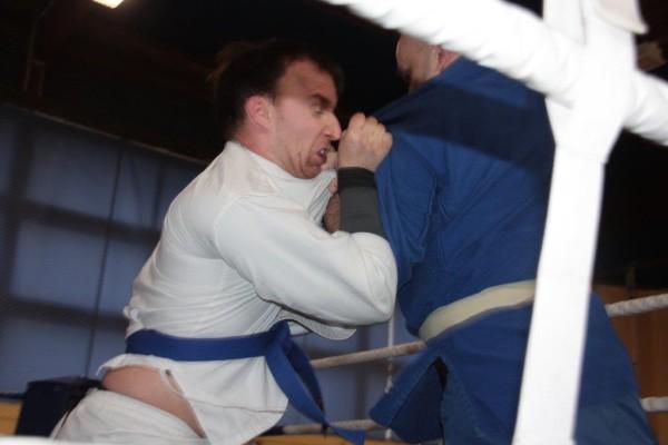 55.Puchar Polski Furo Karate 2016 Wiśniowa Góra Przemysław Kubiak vs Jakub Kornacki