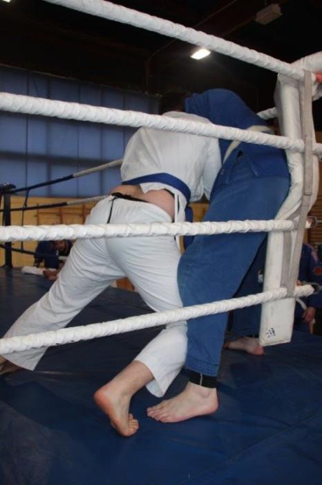 57.Puchar Polski Furo Karate 2016 Wiśniowa Góra Przemysław Kubiak vs Jakub Kornacki