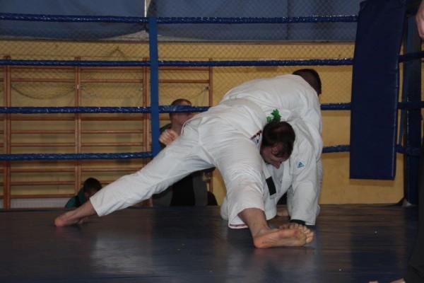 60.Puchar Polski Furo Karate 2016 Wiśniowa Góra Mateusz Olek vs Krzysztof Kurek (2)