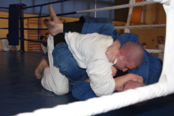 61. Puchar Polski Furo Karate 2016 Wiśniowa Góra Przemysła Lenartowicz vs Jakub Kornacki