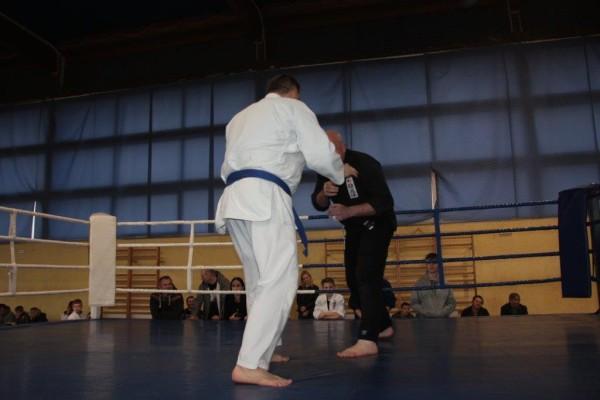 67. Puchar Polski Furo Karate 2016 Wiśniowa Góra Sławomir Kapłon vs Paweł Gładysz