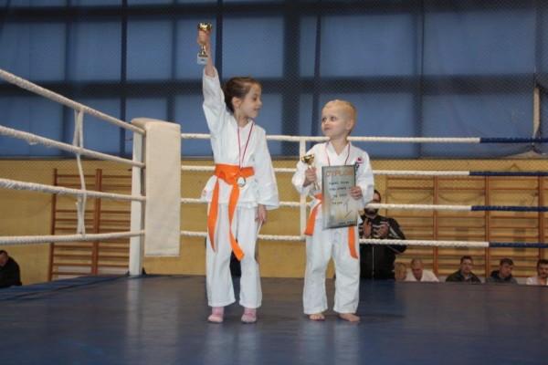 72.Puchar Polski Furo Karate 2016 Wiśniowa Góra Jan Biały i Zuzanna Wołoszek