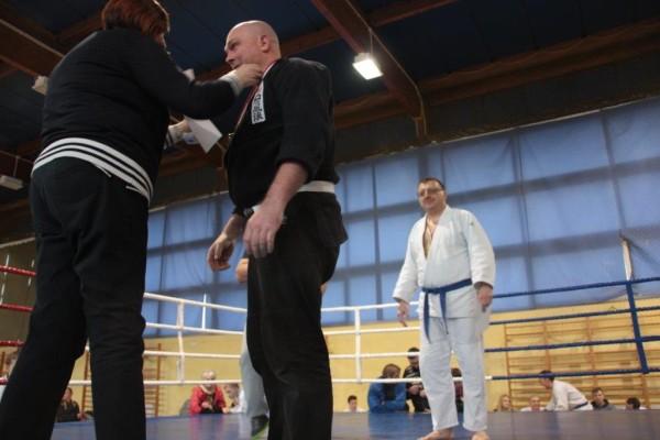 75. Puchar Polski Furo Karate 2016 Sławomir Kapłon i Paweł Gładysz