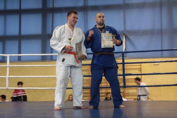 77. Puchar Polski Furo Karate 2016 Dominik Olczak, Radosław Kostrubiec