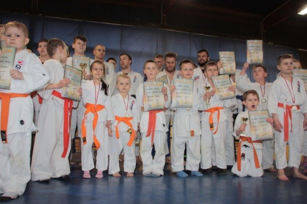 80. Puchar Polski Furo Karate 2016