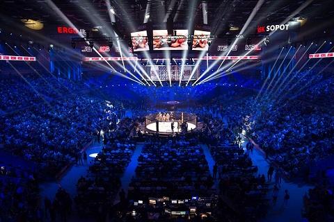 KSW 35 arena