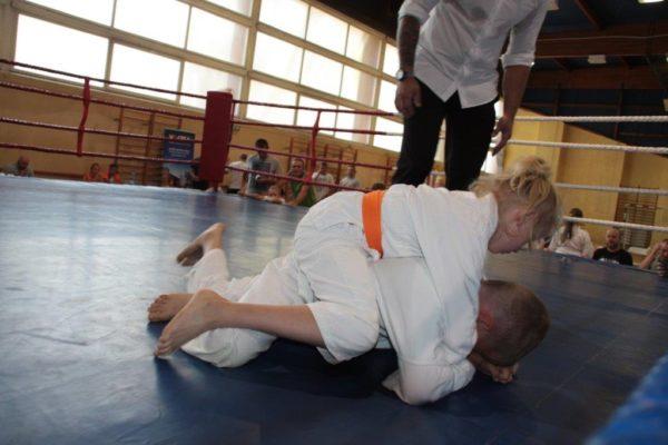 13 Grand Prix Furo Karate Roksana Kłujsza
