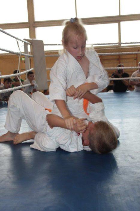 14 Grand Prix Furo Karate Roksana Kłujsza
