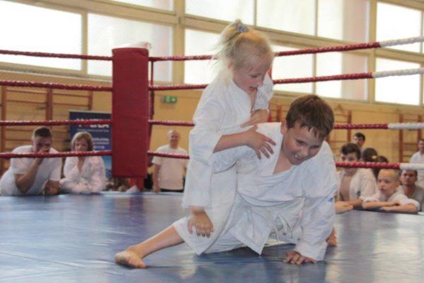 16 Grand Prix Furo Karate Roksana Kłujsza Dominik Biały
