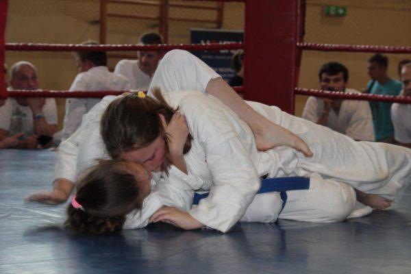 17 Grand Prix Furo Karate Milena Kępka Ewa Rzeźnik