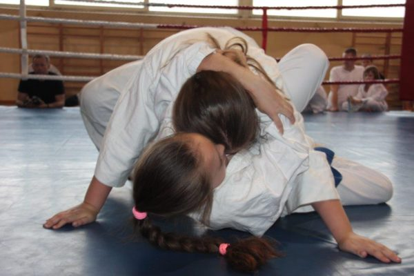 18 Grand Prix Furo Karate Milena Kępka Ewa Rzeźnik