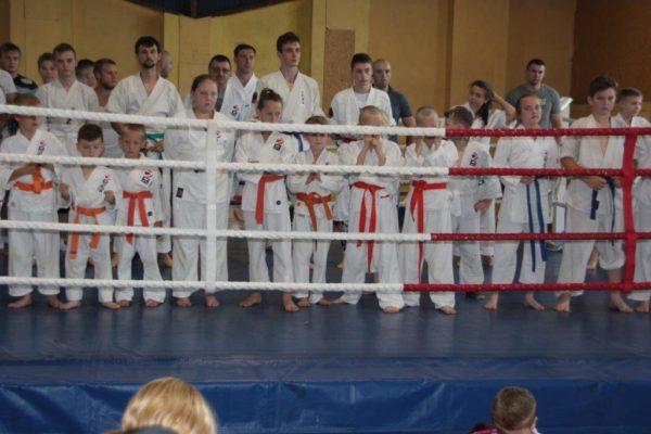 2 Grand Prix Furo Karate w Wiśniowej Górze