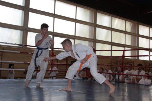 23 Grand Prix Furo Karate Jakub Jabłoński Kajetan Kuźniak