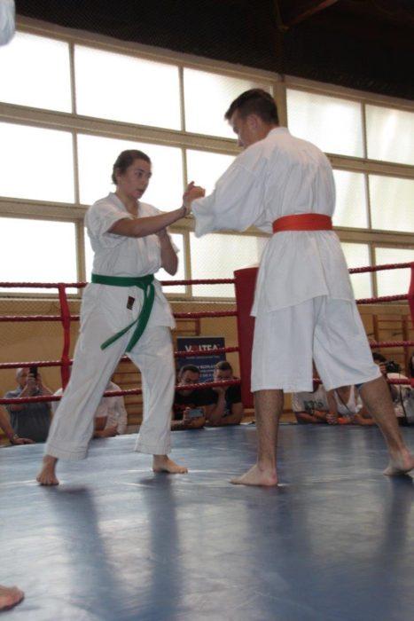 27 Grand Prix Furo Karate Natalia Jasińska Arnold Jagiełło
