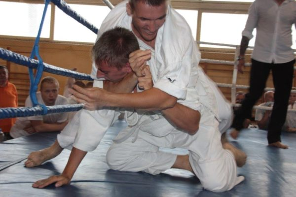28 Grand Prix Furo Karate Krzysztof Kurek Mateusz Kopczyński