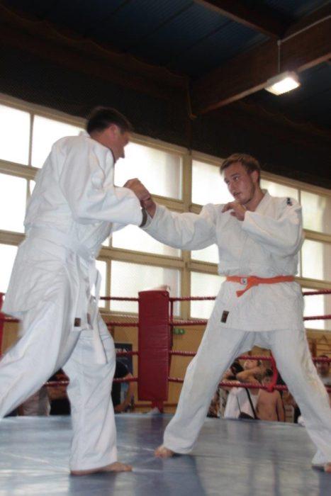 29 Grand Prix Furo Karate Dominik Olczak Maciej Stępczyński