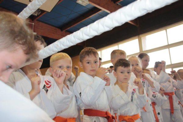 3 Grand Prix Furo Karate w Wiśniowej Górze