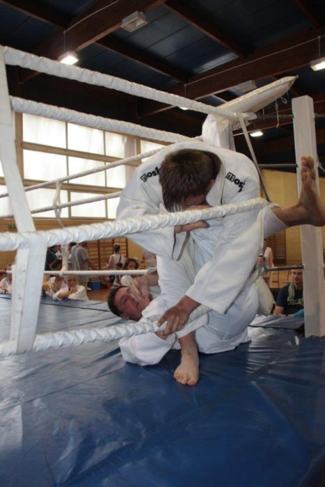 33 Grand Prix Furo Karate Dominik Olczak Maciej Stępczyński